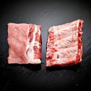costole maiale
