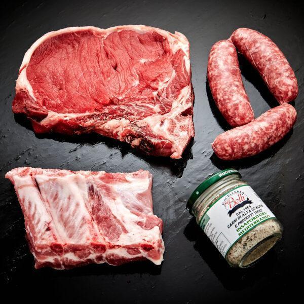 pacco degustazione maiale